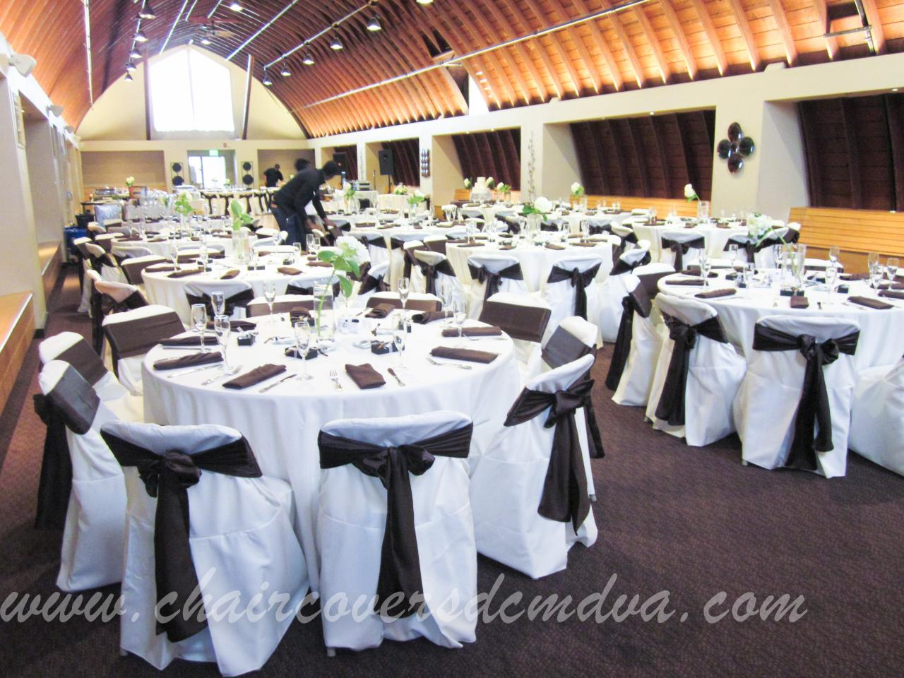 Wedding chair covers in dc md amp va gallery