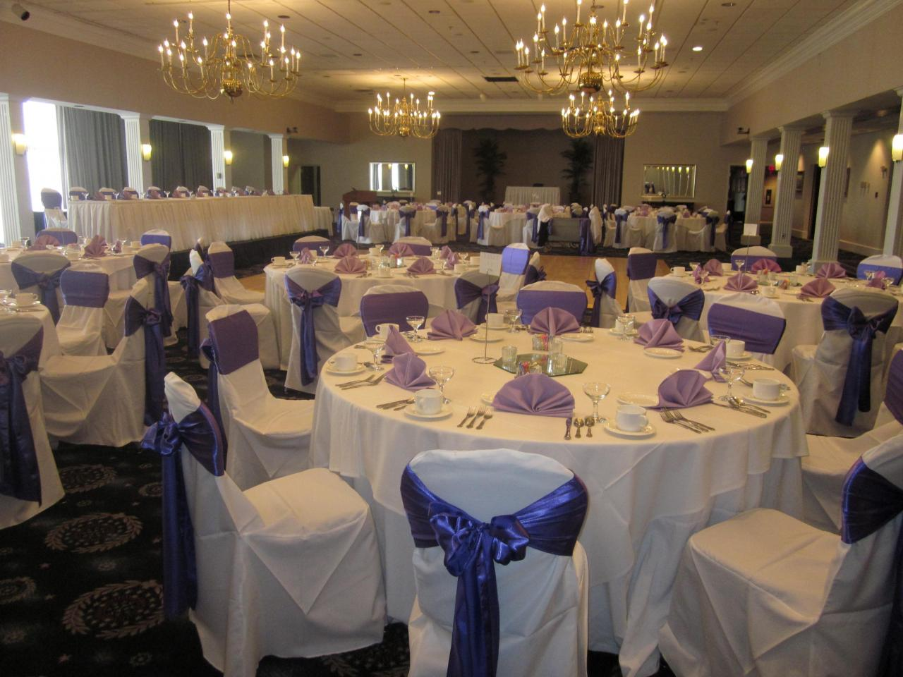 Wedding Chair Covers In Dc Md Amp Va Before Amp After
