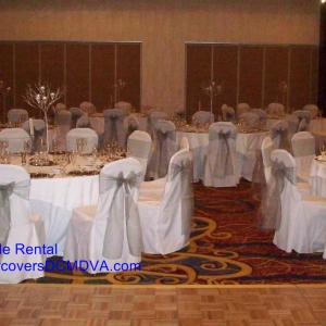 Wedding Chair Covers In Dc Md Amp Va Before And After 2